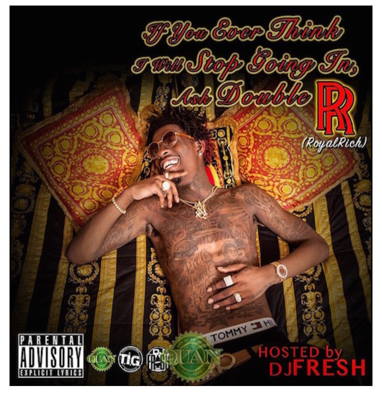 Rich Homie Quan - If You Ever Think I Will Stop Going In Ask RR